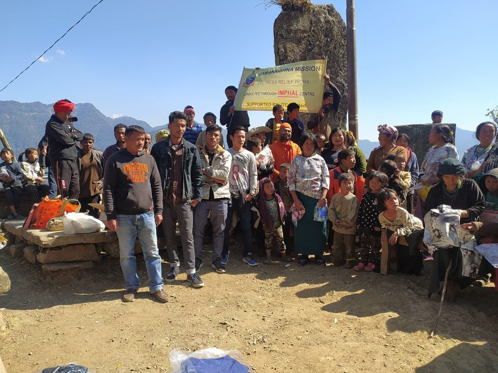Visit & Relief @ Yangkhullen: The Hanging village of Manipur